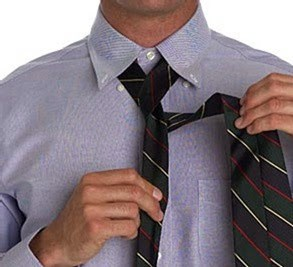 Самые популярные узлы – как завязать галстук