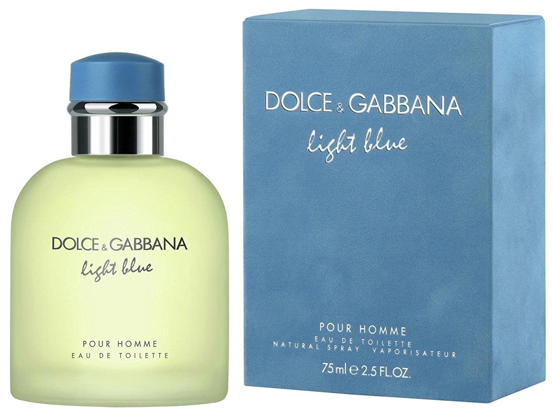 Dolce Gabbana «Light Blue»