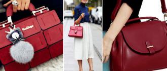 Модные женские сумки 2018