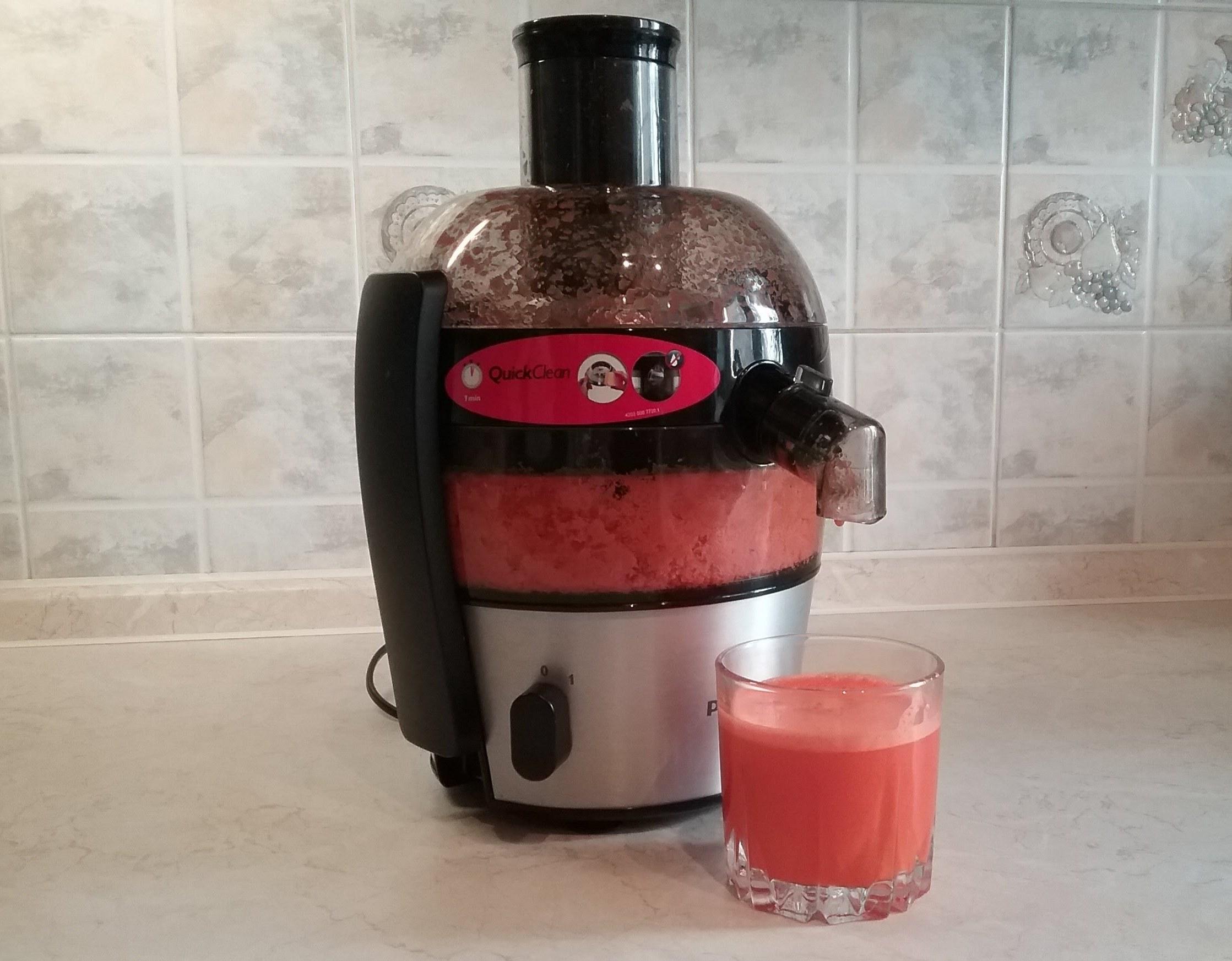 Морковно-свекольный сок