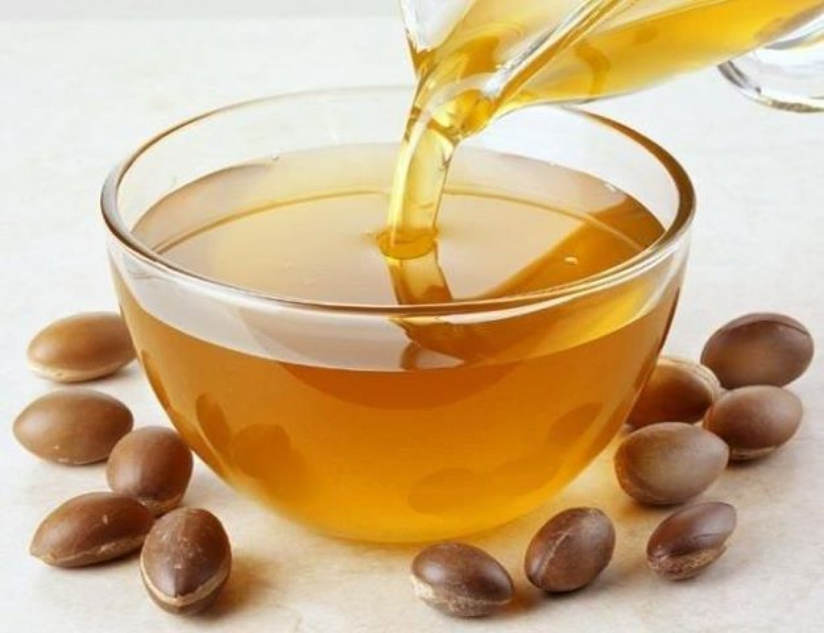 Аргановое масло и мед