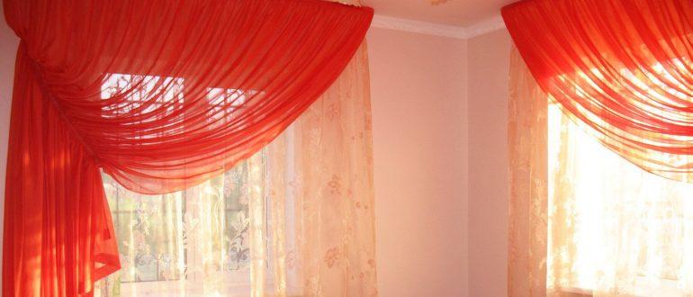 как подобрать тюль и шторы фото 2