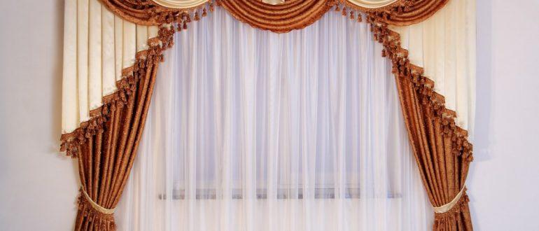 как подобрать тюль и шторы фото 4