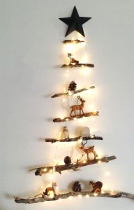 Необычные елки к новому году рисунок 1