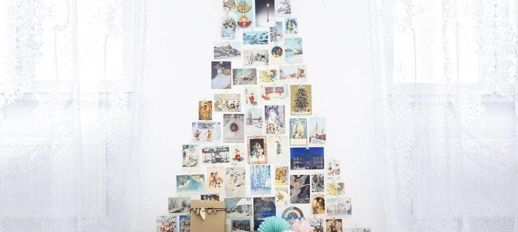 Необычные елки к новому году рисунок 3
