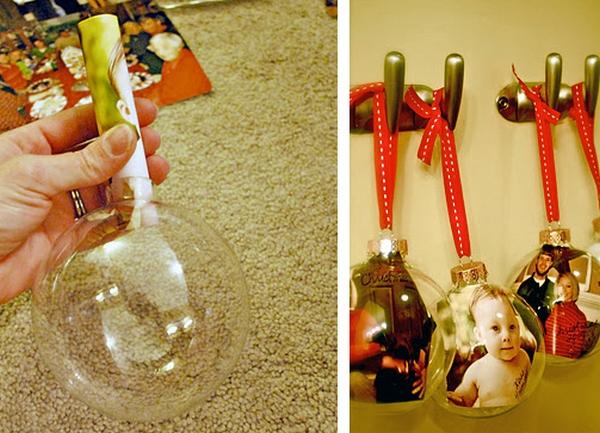 Памятные новогодние шары