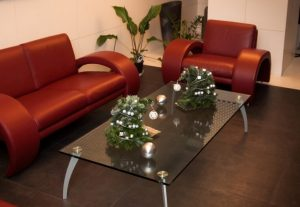 Праздничная зона отдыха в офисе рисунок 2