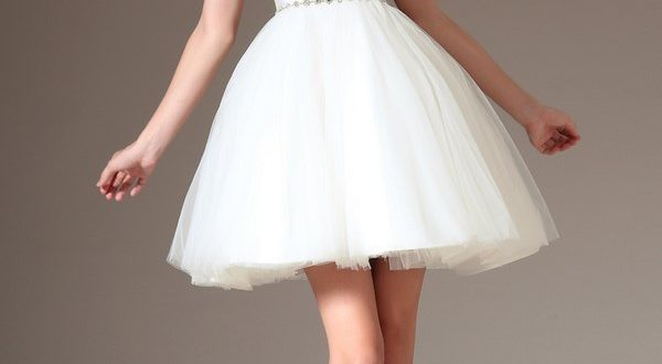 Свадебные платья короткие фото 2