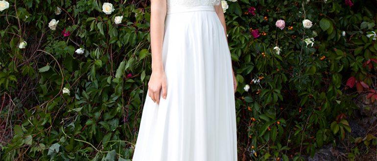 Свадебные платья ретро 2018 фото 1