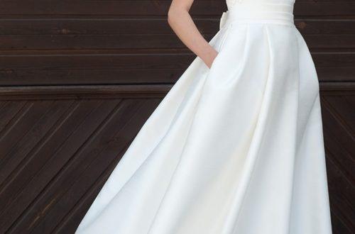 Свадебные платья ретро 2018 фото 4