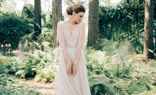 Свадебные платья с рукавами 2018 фото 2