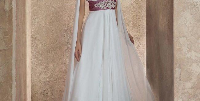 Свадебное платье в греческом стиле фото 1