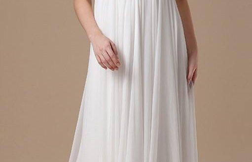 Свадебное платье в греческом стиле фото 3
