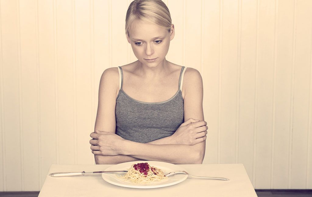 Анорексия лечение и питание 2