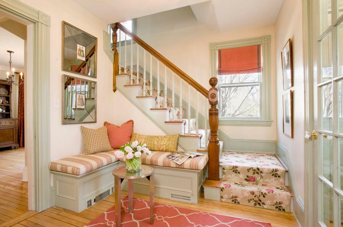 Дизайн современных лестниц в доме 1