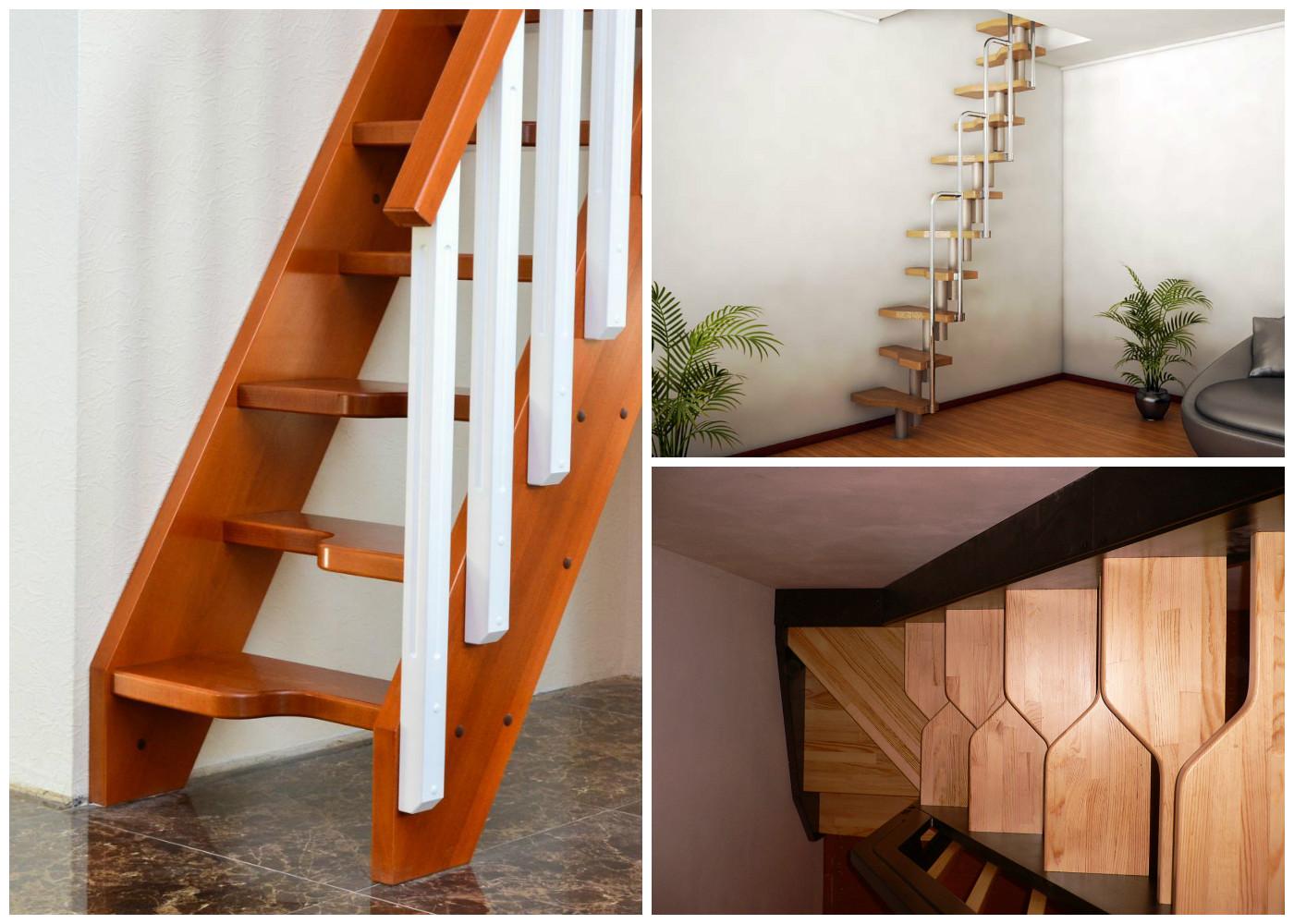 Гусиный шаг лестница 1