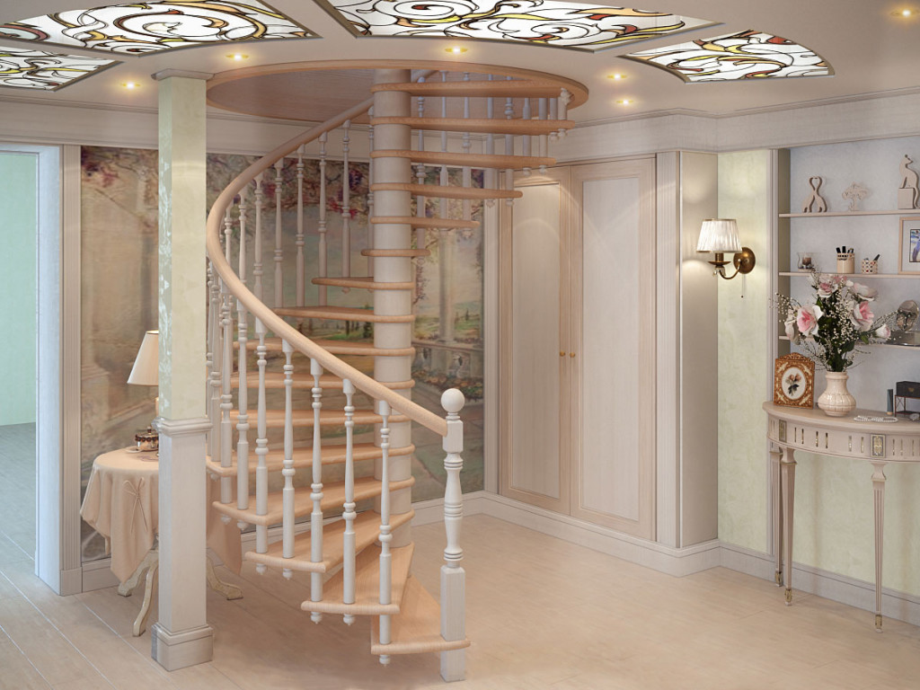 Провансальская лестница