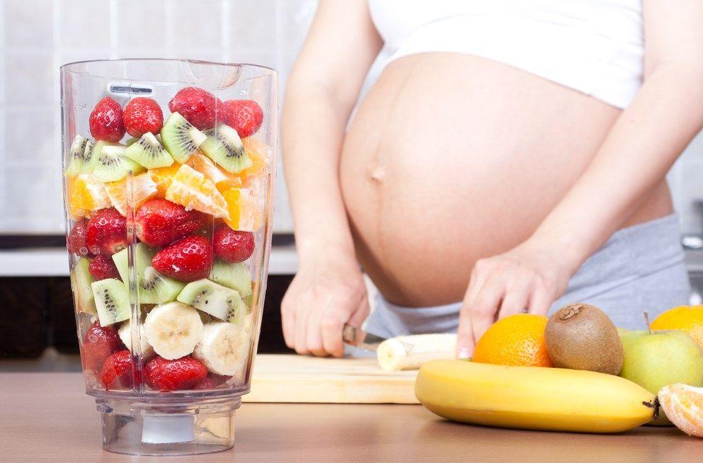 Диета при геморрое во время беременности
