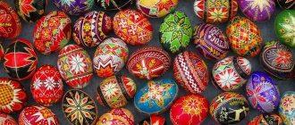 Декор яиц на пасху своими руками