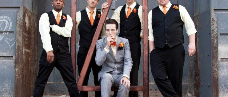дресс код на свадьбе в стиле Гэтсби