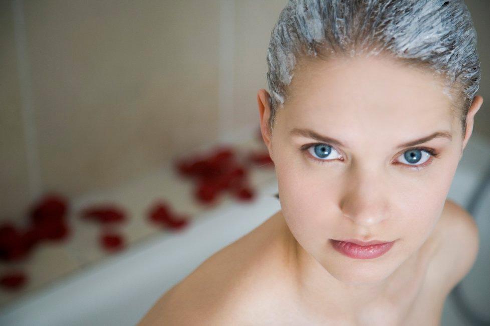 Маски для волос против выпадения волос