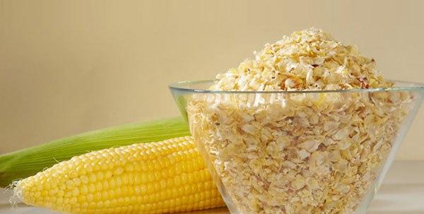 Кукурузные отруби