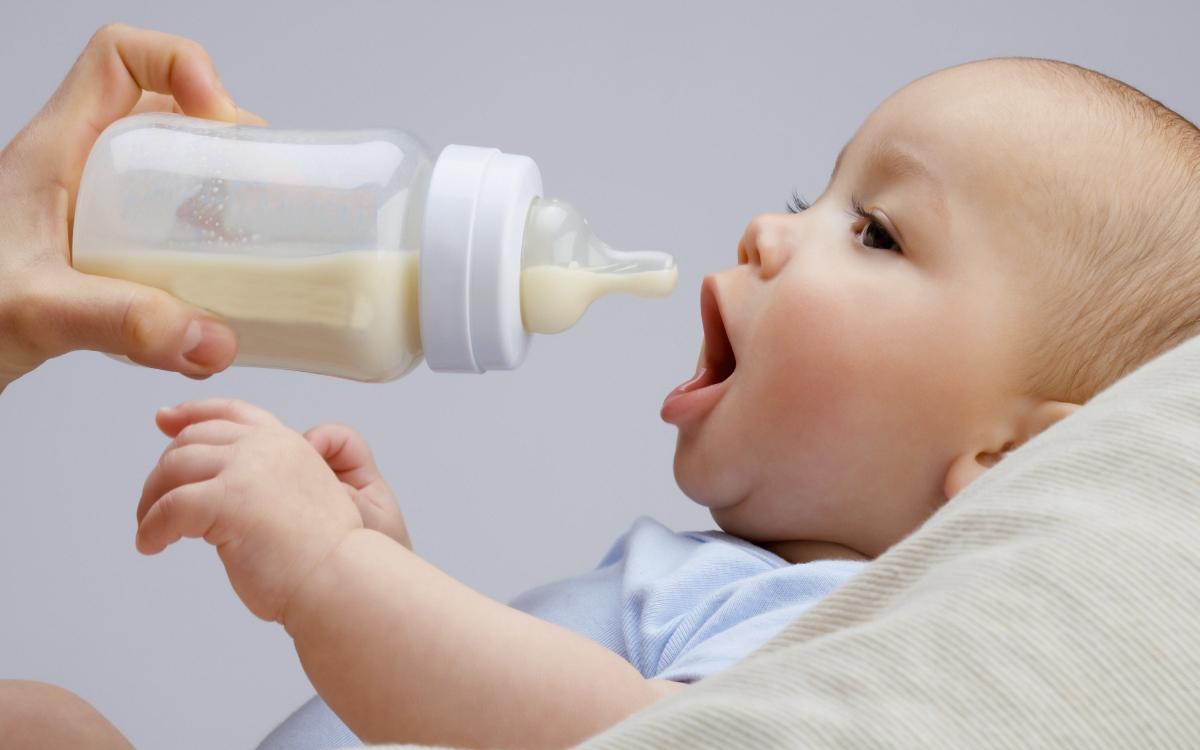 Особенности искусственного питания