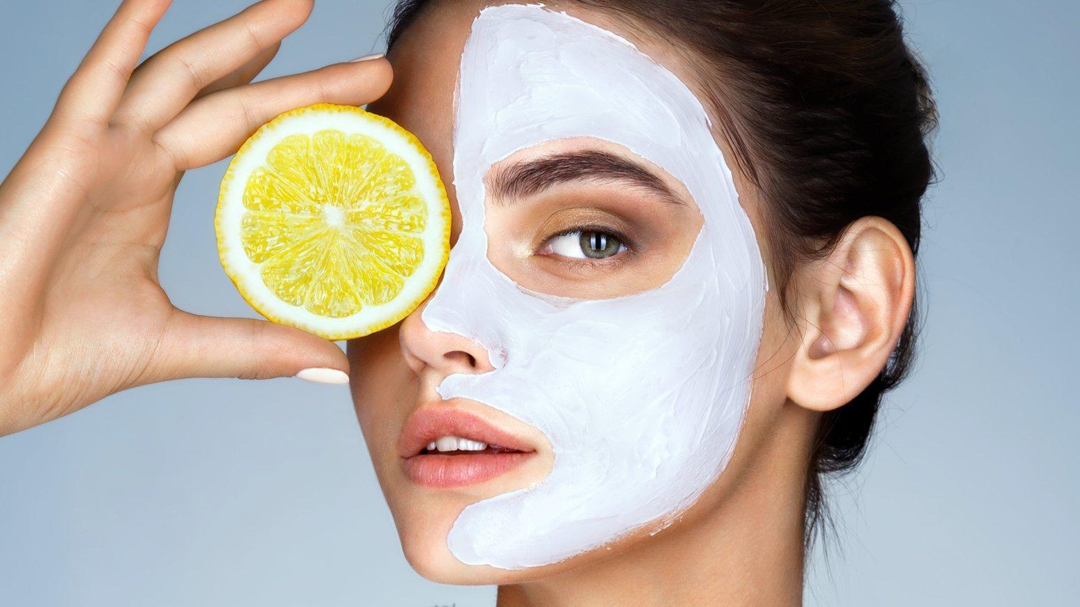 Отбеливающие маски с перекисью