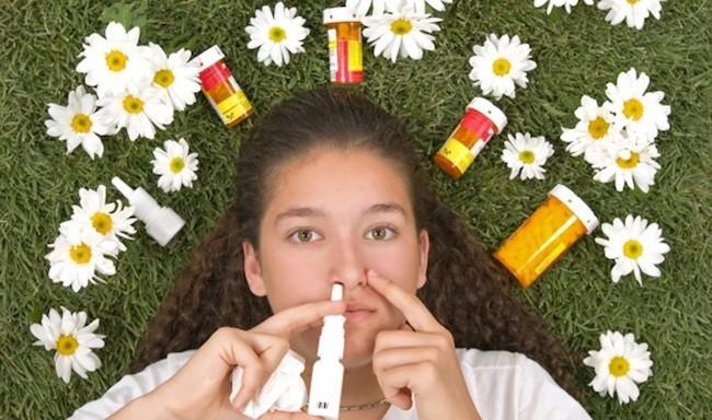 Аллергия на пух лечение