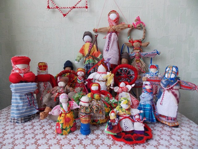 куклы обереги виды