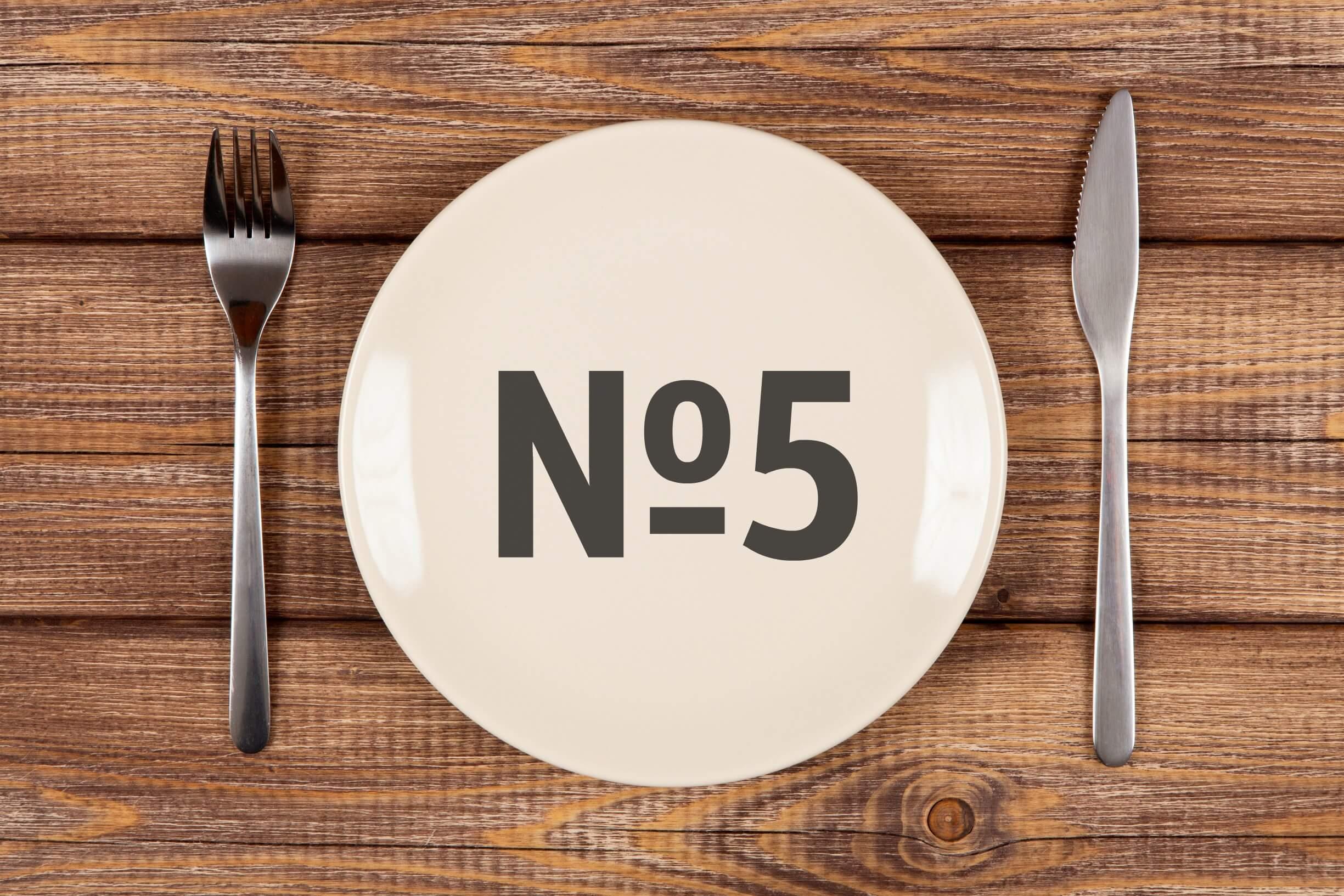 Лечебная диета 5 пи фиброзе