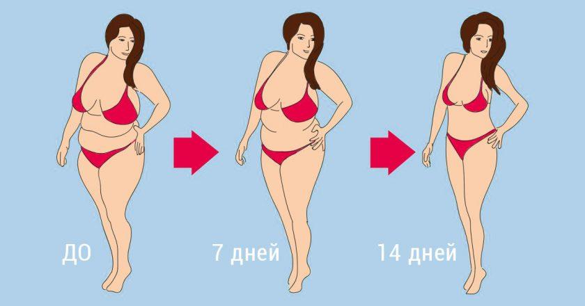 сколько надо пить для похудения