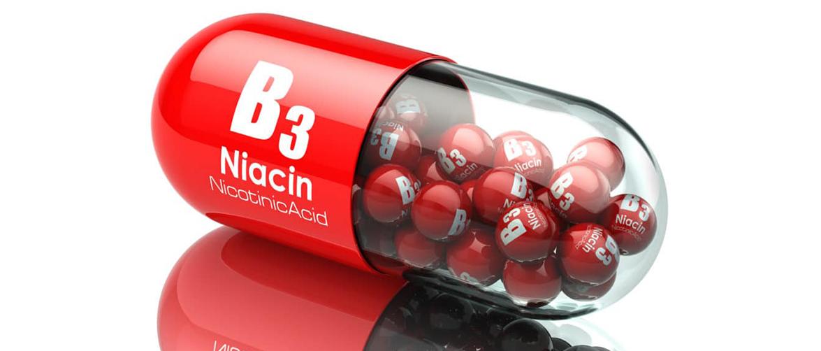 Никотиновая кислота - побочные эффекты (покраснение кожи, зуд)