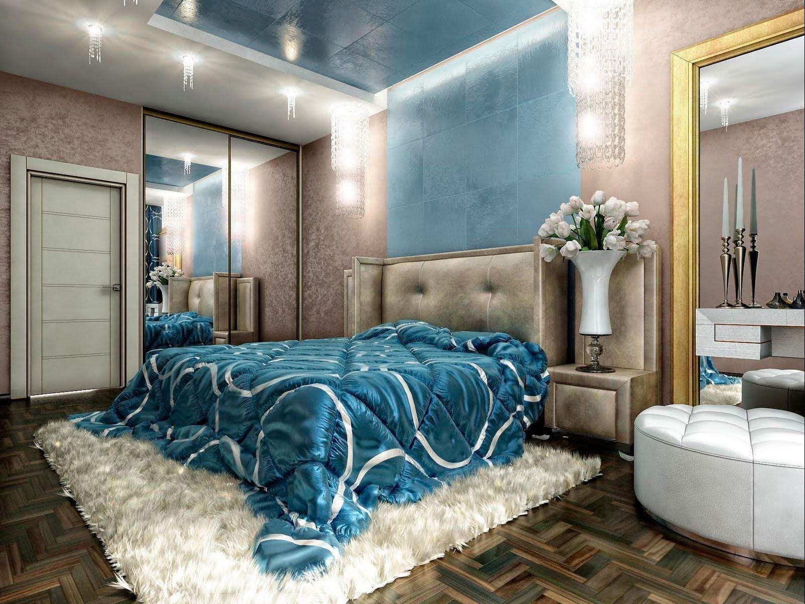 Как правильно должна стоять кровать в спальне по фен шую в соответствии со сторонами света